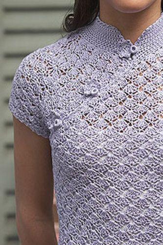 Ravelry: China Doll pattern by Doris Chan | Crochet clothes | Pinterest