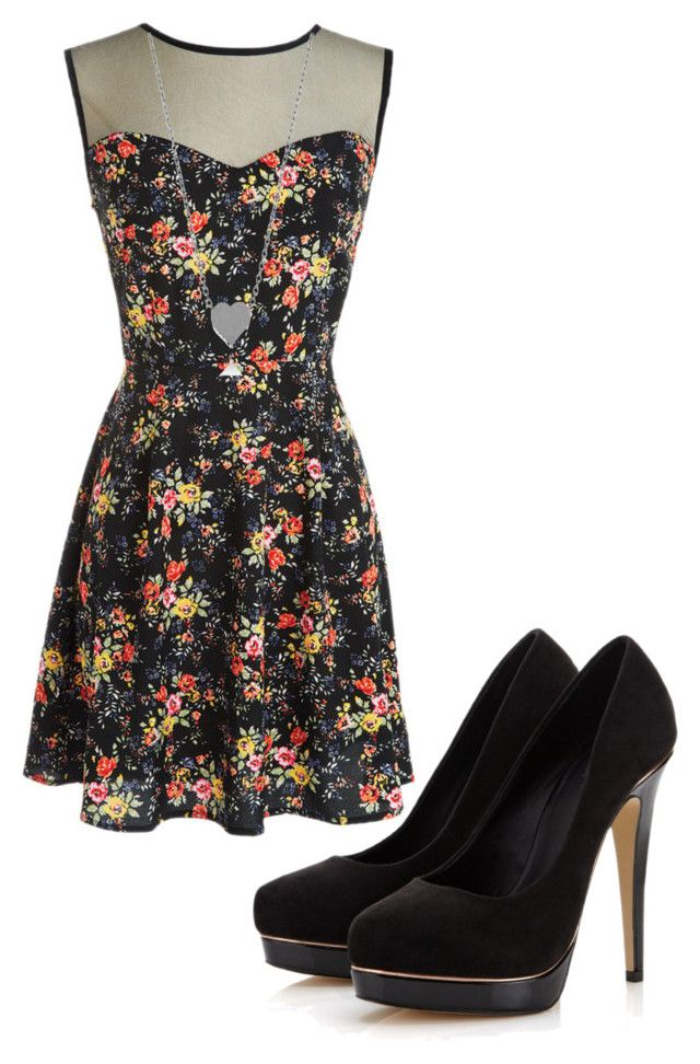 """""""sweet girl"""" by comfy-styles ❤ liked on Polyvore featuring Lipsy"""