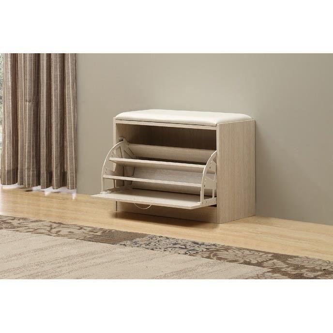 meuble d entree avec banc 10 meuble chaussure banc