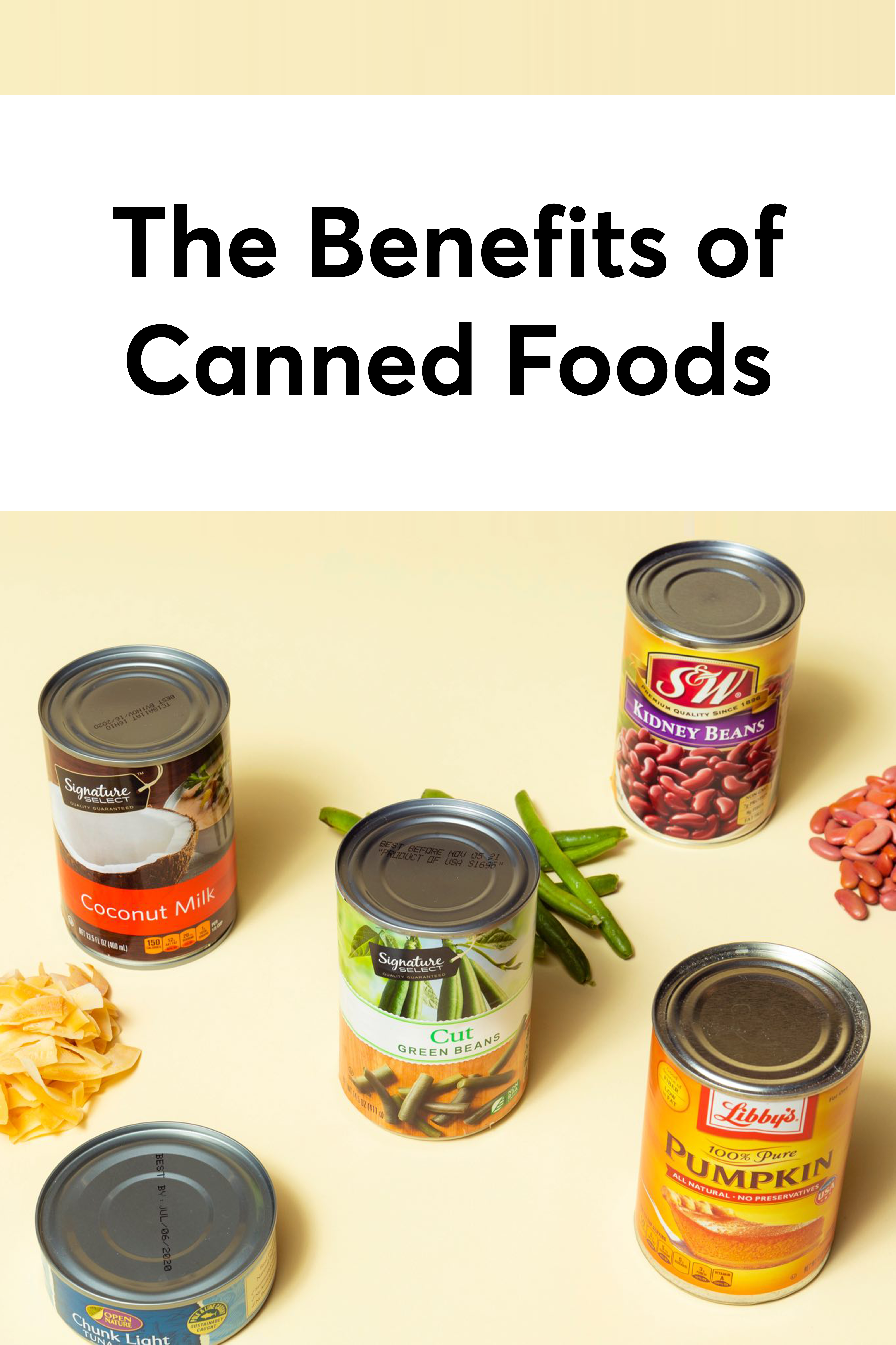 What To Buy Canned Canned Food Canned Food