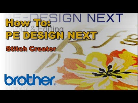 How To Manipulate Designs On The Brother Pe Design Plus Software