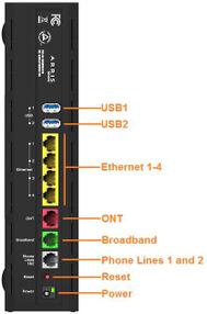 Bridge Mode Vs Ip Pass Through Setup Information At T Community Forums Router Mac Address Arris
