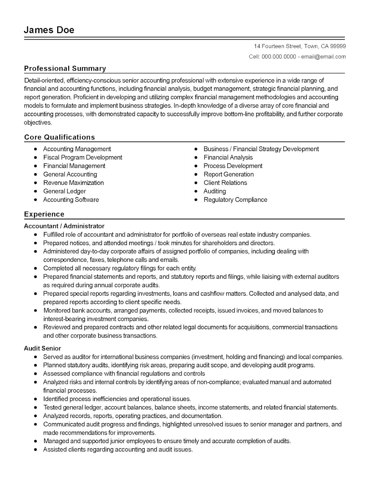 Professional Summary Experience Resume Templates 2020 Resume Objective Job Resume Template Resume Template