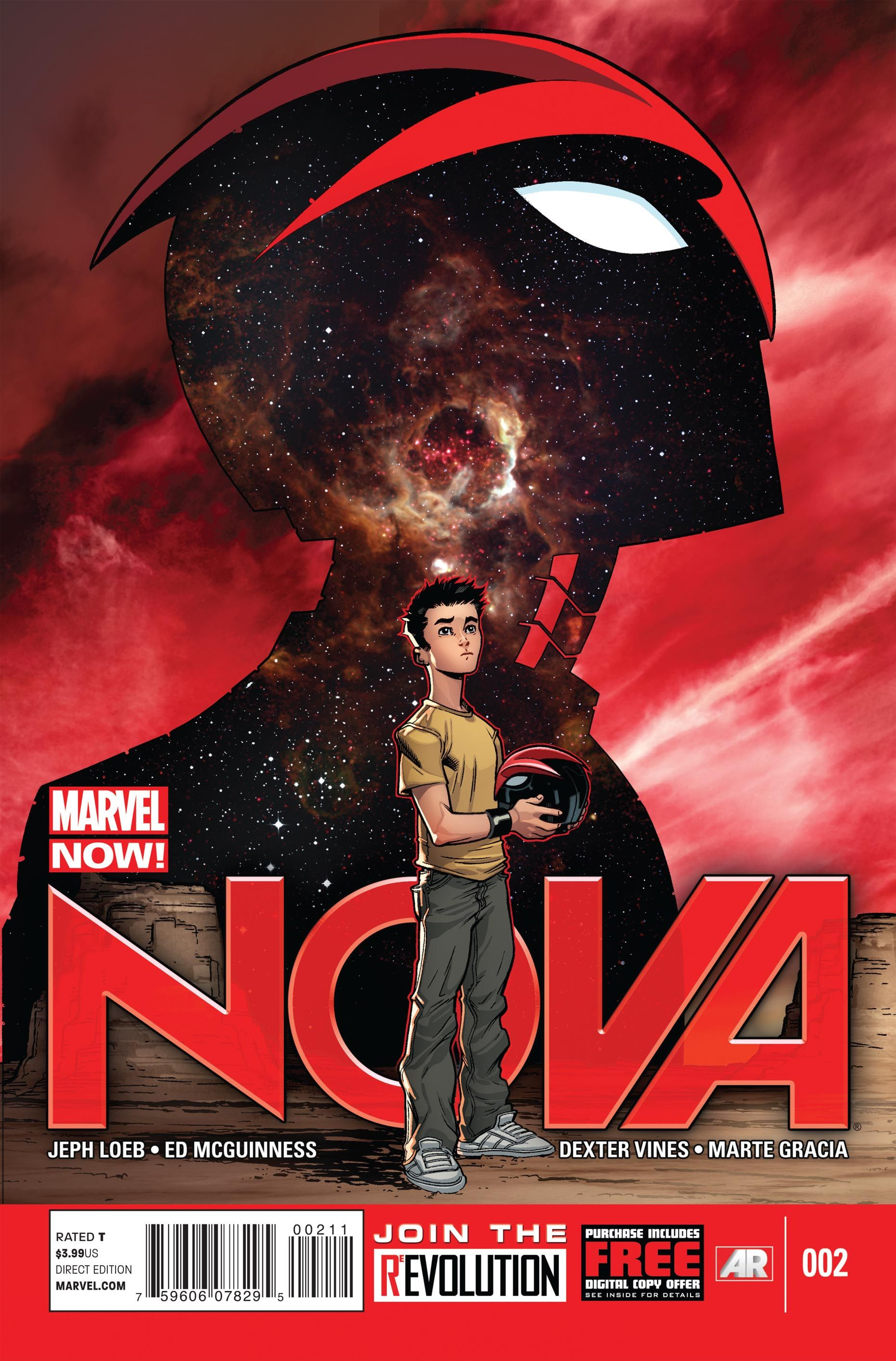 Nova - Marvel Comics don't know what this is but its cool