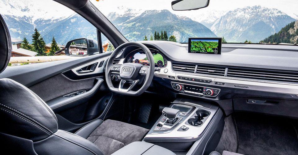 Interior del Audi Q7 | Cars | Pinterest | Audi q7 and Cars
