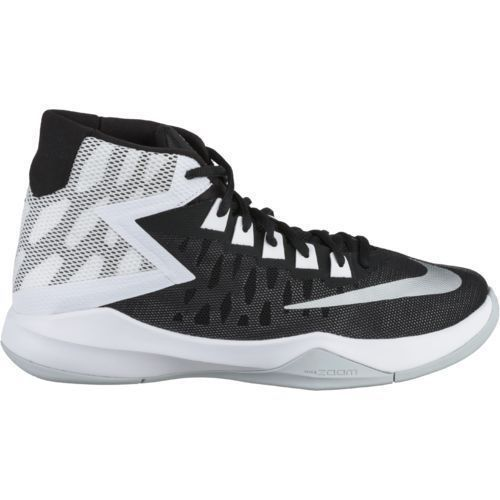 timeless design 045de 7a95a Nike Zoom Devosion Mens Basketball Shoes 11.5 Black Silver White 844592 001   Nike  BasketballShoes