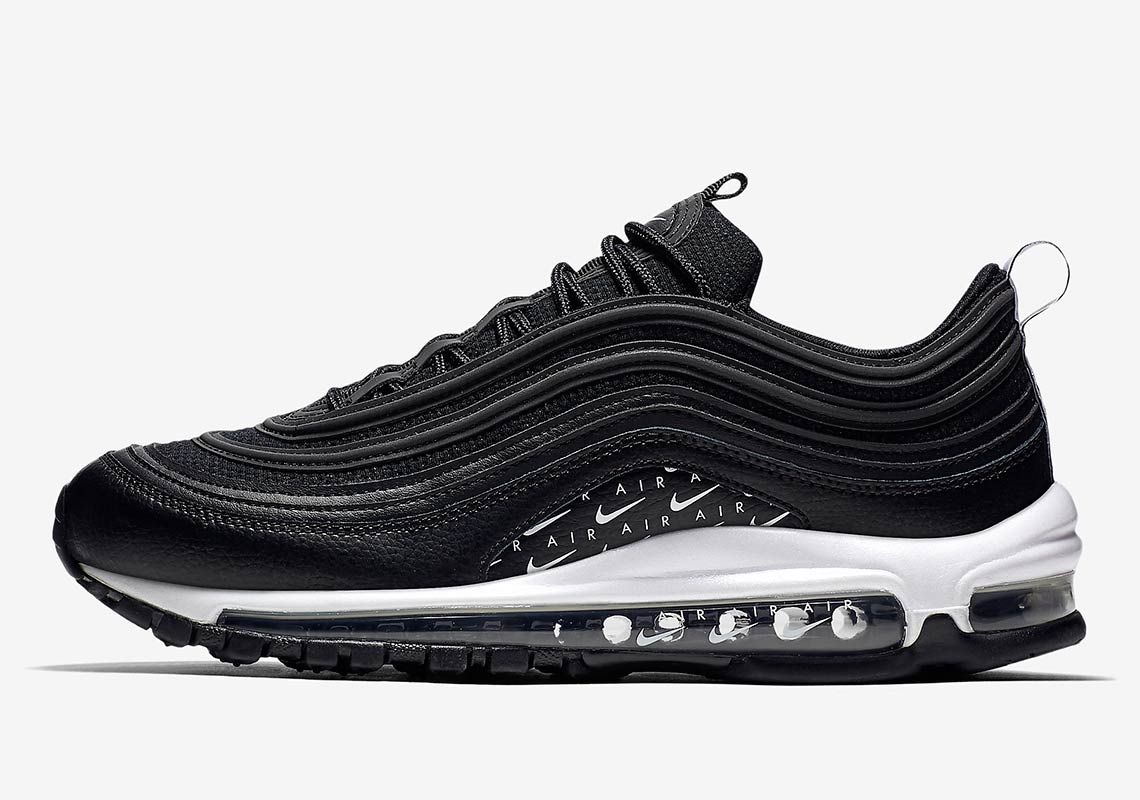 Nike Is Getting Creative With Logos For The Air Max 97 | Nike air ...