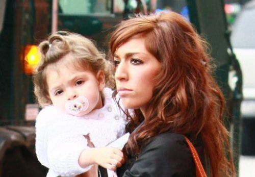 Teen Mom and Bad Mom Farrah Abraham Torments Her daughter With Hot Wax