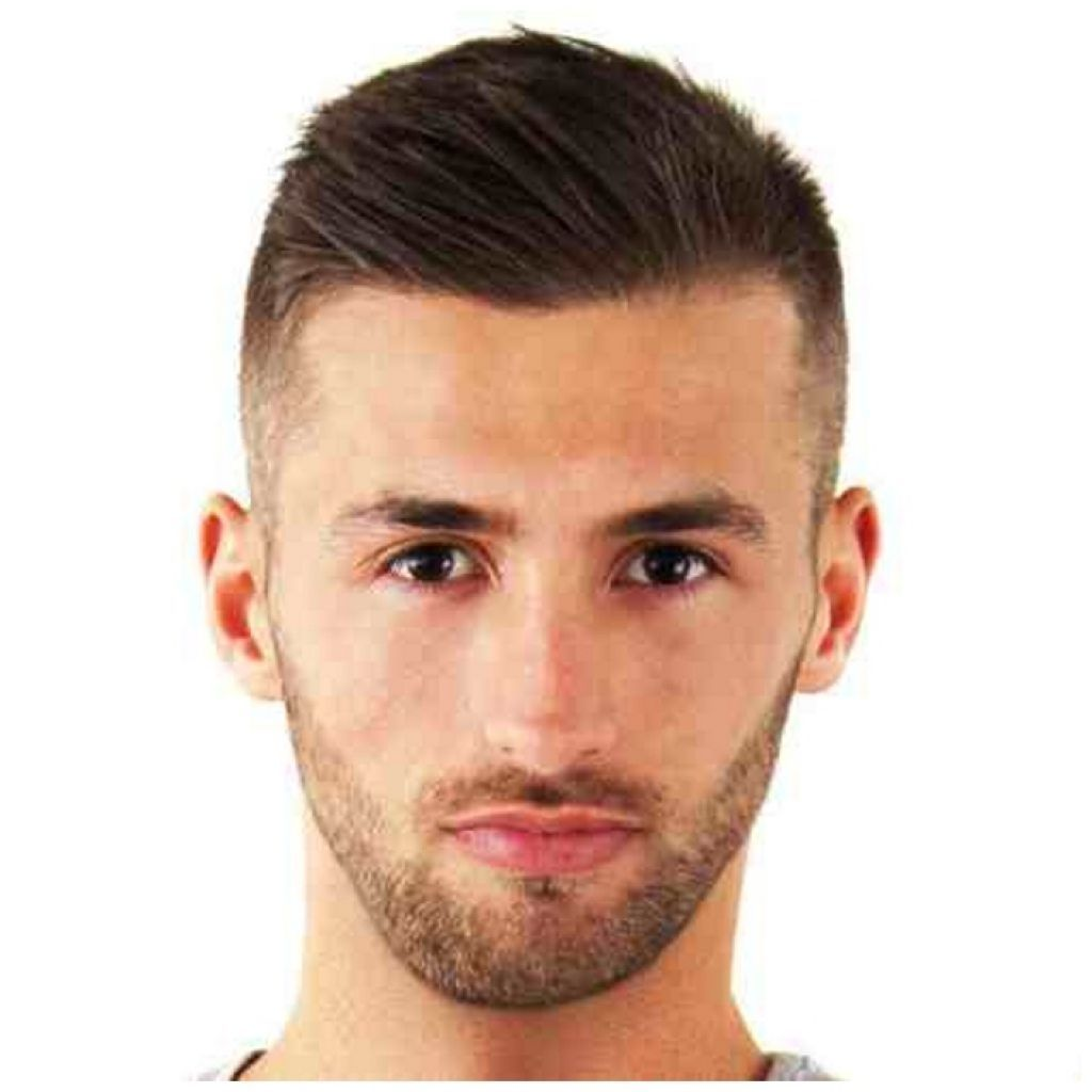 Oblong face haircut men hairstyles for short hair mens  hairstyles