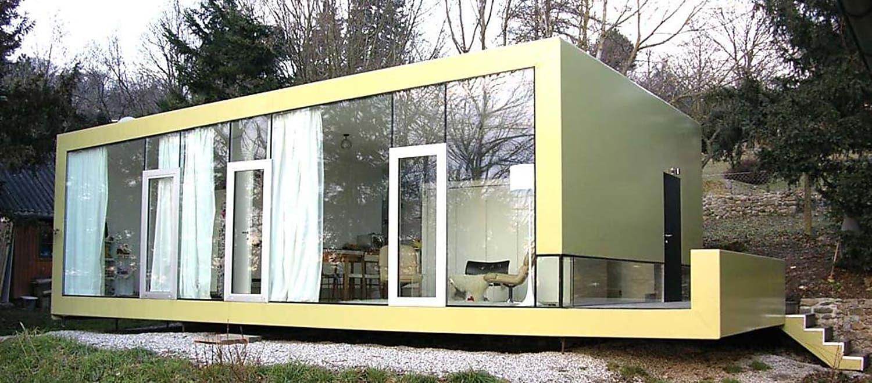 Schone Fertighauser Unter 80 000 Euro Gunstiges Haus Haus Mobiles Haus
