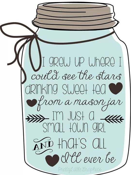 Country Countrysmall Town Pinterest Small Town Girl Country
