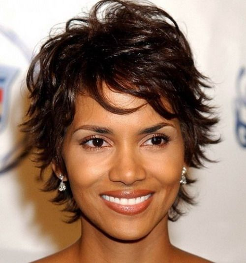 Halle Berry Hairstyles 2014 ~ http://wowhairstyle.com/reviews-of-women-hairstyles-2014/