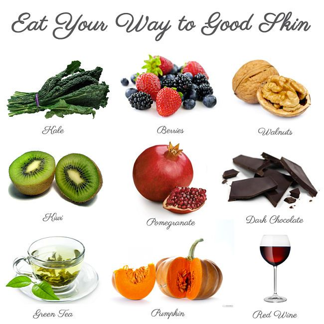 what is the best fruit to eat for your skin