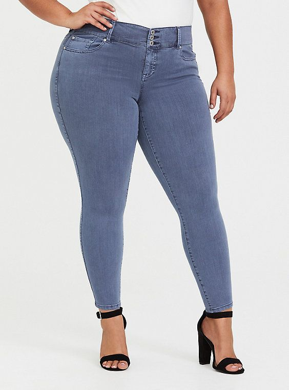 665d76dc07ae13 Jegging - Periwinkle Wash in 2019 | Products | Jeggings, Jeans fit ...
