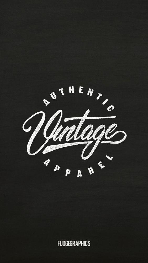 Pin On Vintage Logo Inspiration
