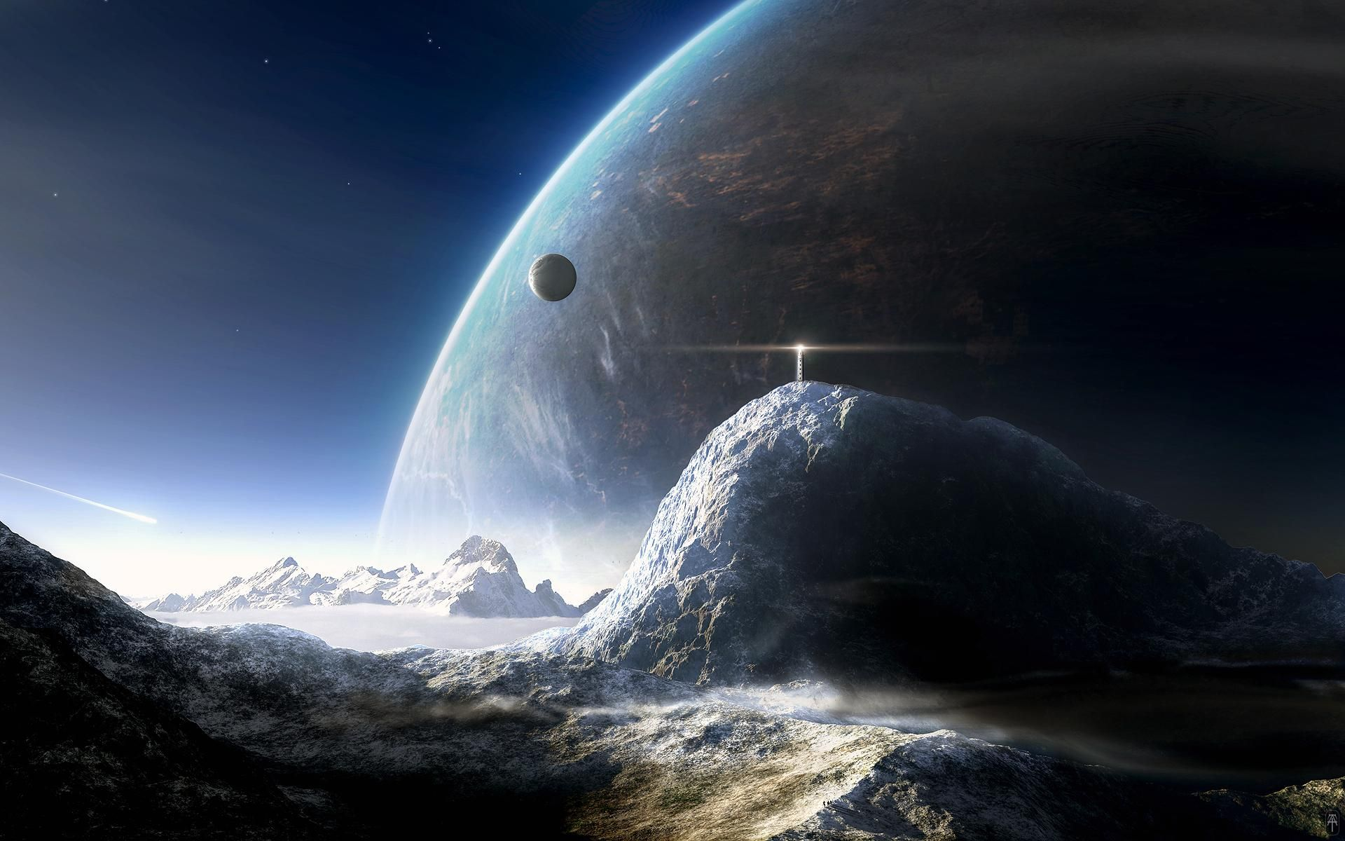 Space Art Abstract Space Gallery Take A Quick Break Visit Our Website For More Pictures Planets Wallpaper Sci Fi Wallpaper Space Art