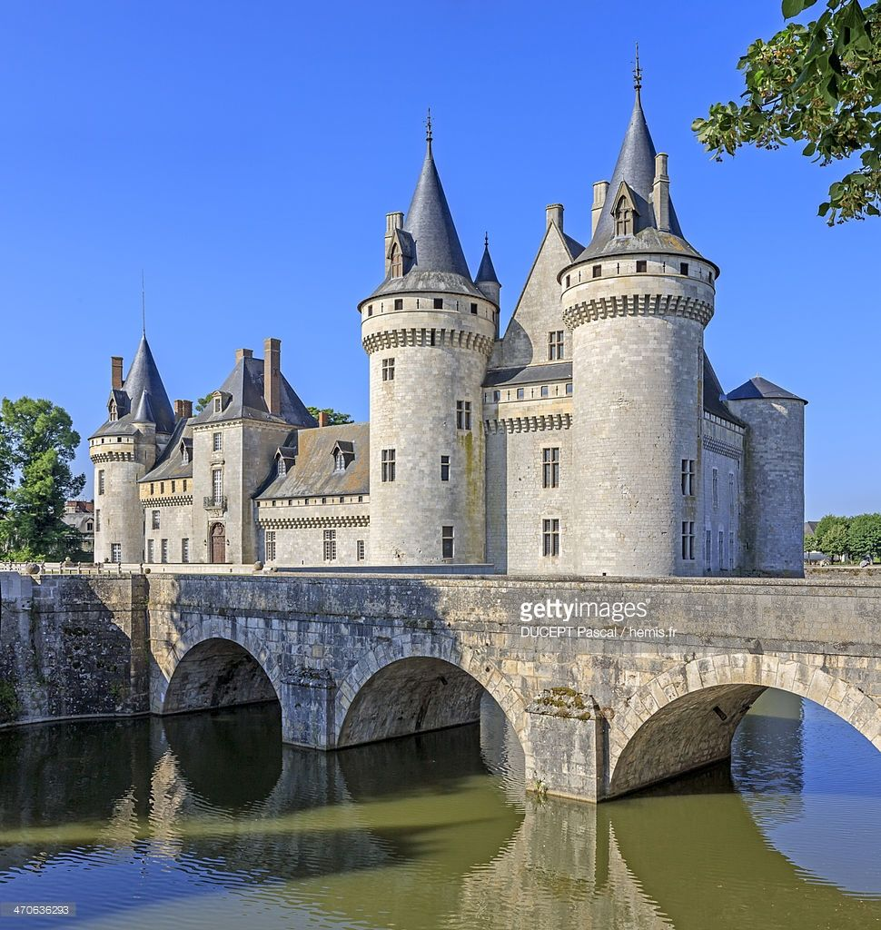 France, Loiret, Loire Valley listed as World Heritage by