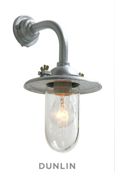 Chelsea Outdoor Small Wall Light Bronze