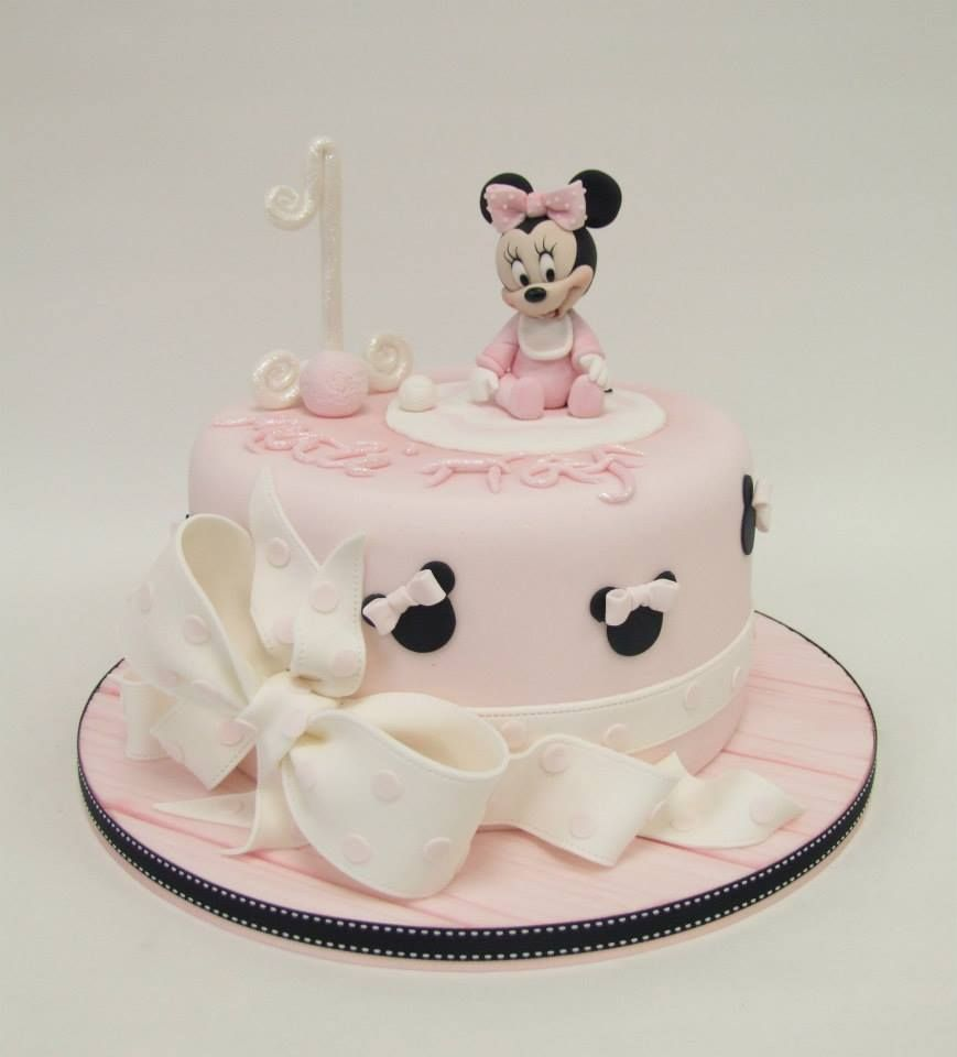Minnie Maus Küche Minnie Mouse Cake Bday 3