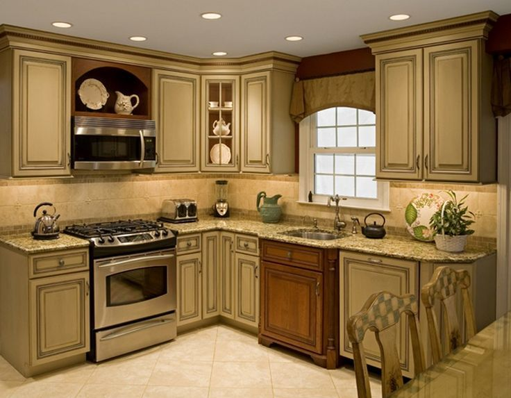 Recessed lighting kitchen If you want to add a modern ...