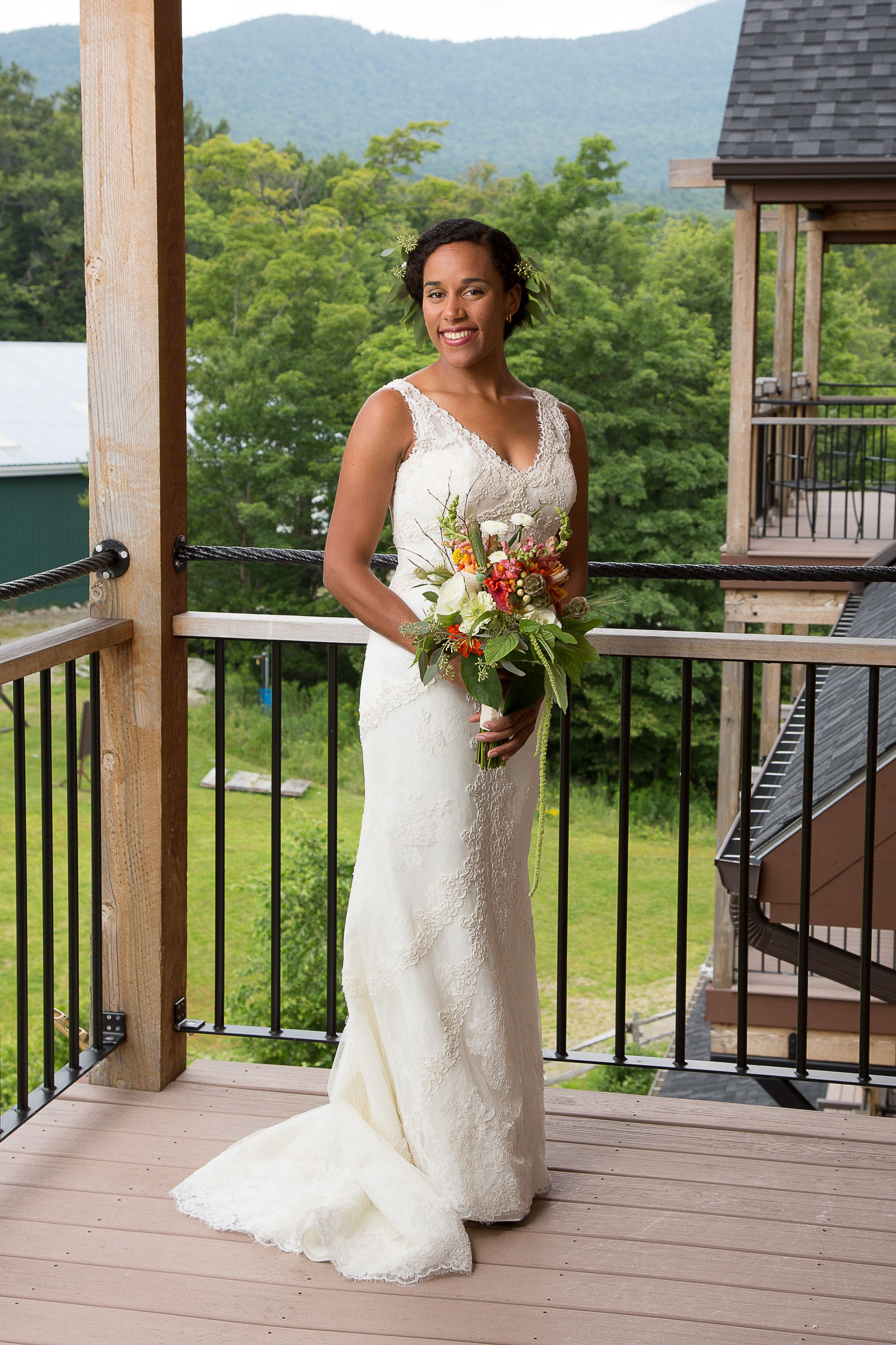 Size 8 wedding dress  La Sposa size  u