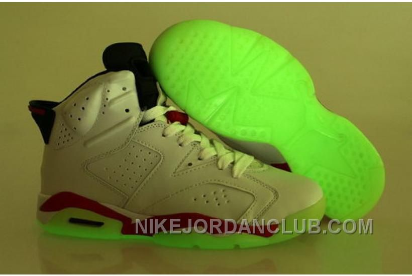 http://www.nikejordanclub.com/where-can-i-buy-nike-air-jordan-vi-6-retro-menss-shoes-glow-in-the-night-all-white-red-green.html WHERE CAN I BUY NIKE AIR JORDAN VI 6 RETRO MENSS SHOES GLOW IN THE NIGHT ALL WHITE RED GREEN Only $94.00 , Free Shipping!