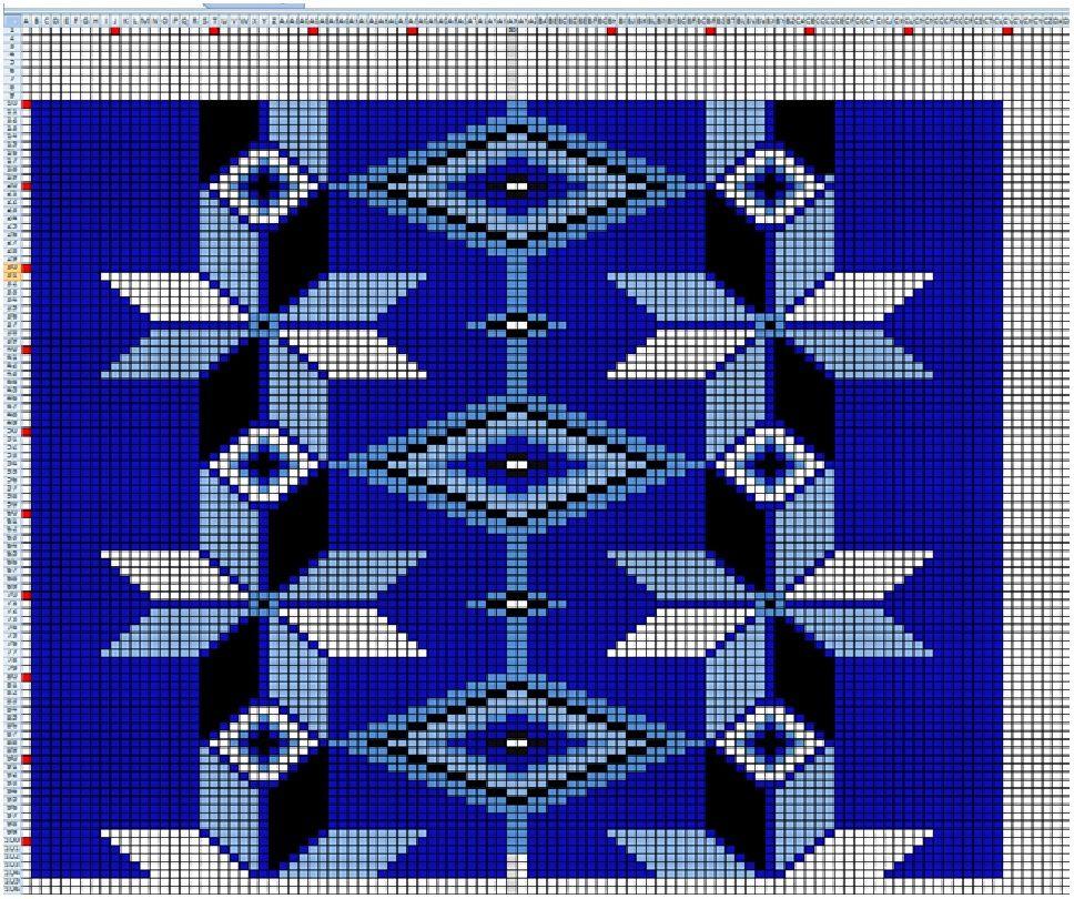 Wayuu Mochila pattern | diseños para mochilas | Pinterest ...