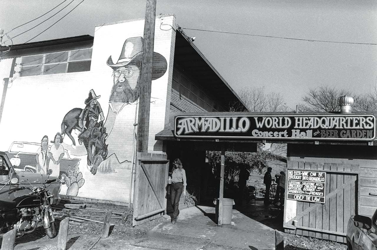 The City Of The Eternal Boom City World Music Venue