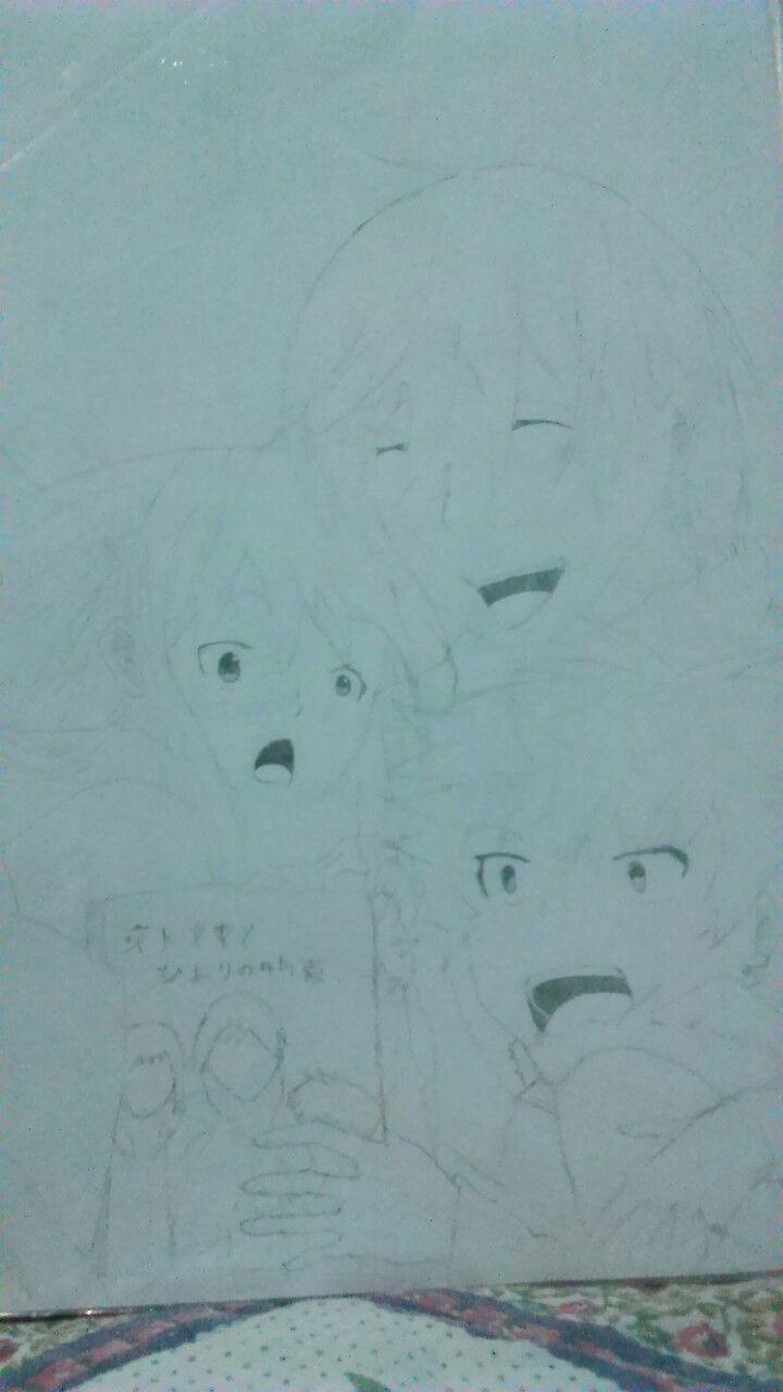 Meu desenho de noragami