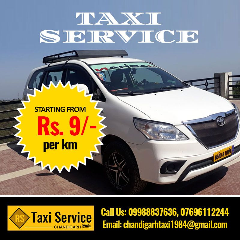 The Most Affordable And Safest Taxi Service In Chandigarh Now