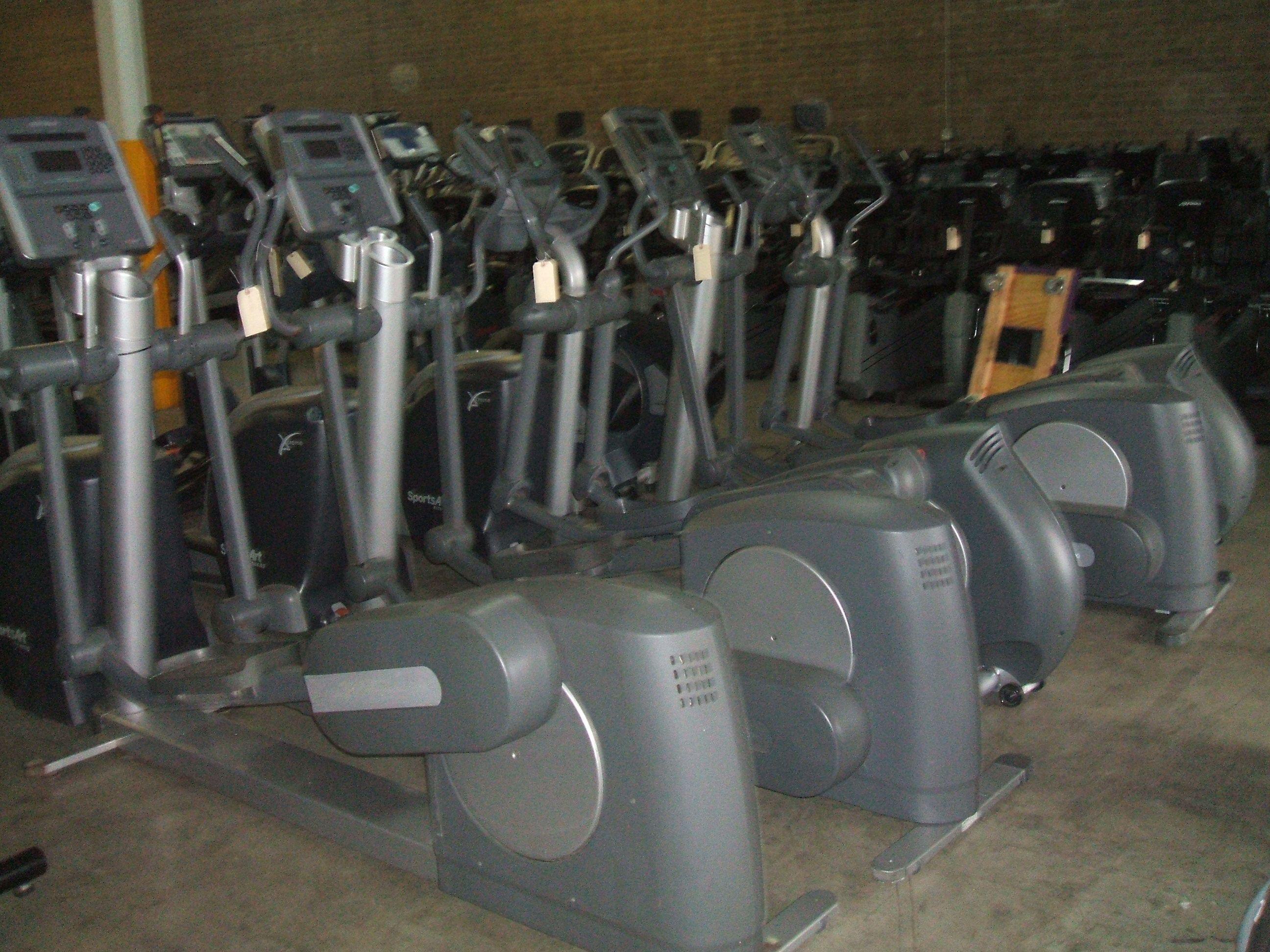Life fitness 95xi elliptical cross trainer