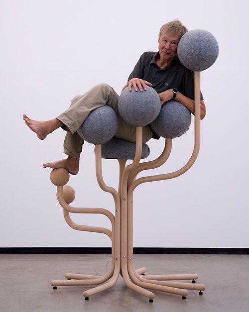 Peter opsvik 39 garden chair 39 for rybo 2012 design for Stuhl nordisches design