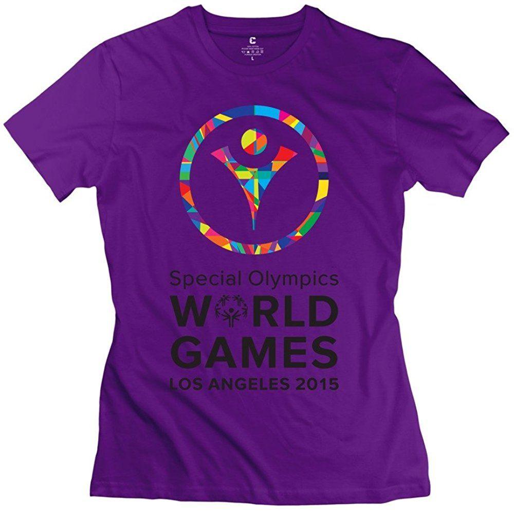 Popular Special Olympics World Sports Games 2015 Logo