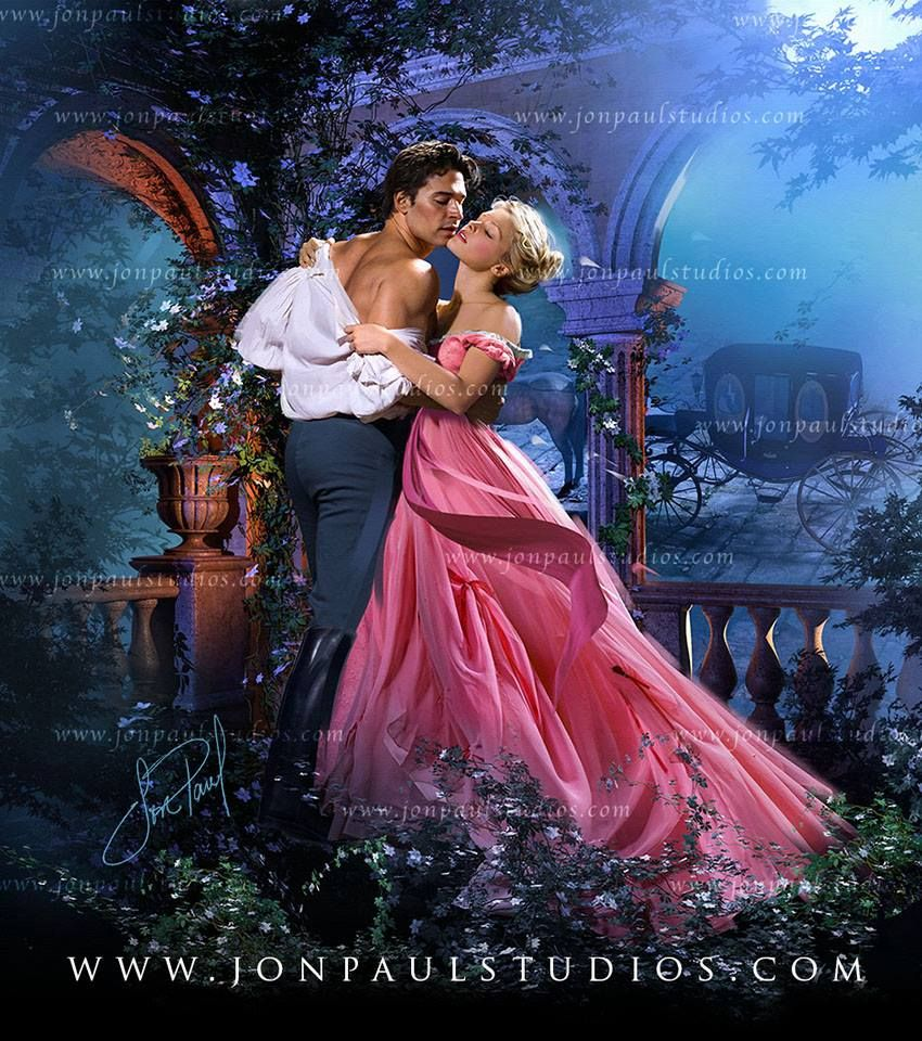Romance Book Covers : N g