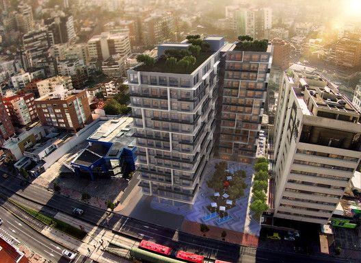 Galería de Philippe Starck y Arquitectonica buscan transformar el paisaje urbano de Quito - 2