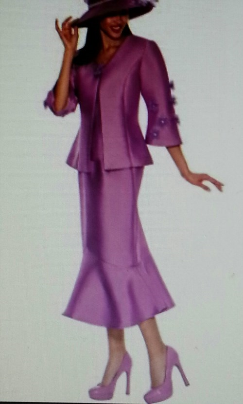102.85$  Watch now - http://vikoj.justgood.pw/vig/item.php?t=qabmk2c34279 - GMI SKIRT SUIT 20W 1X 2X 22W 24W PLUS SIZE SKIRT SUIT NWT NEW LAVENDER VIOLET 102.85$