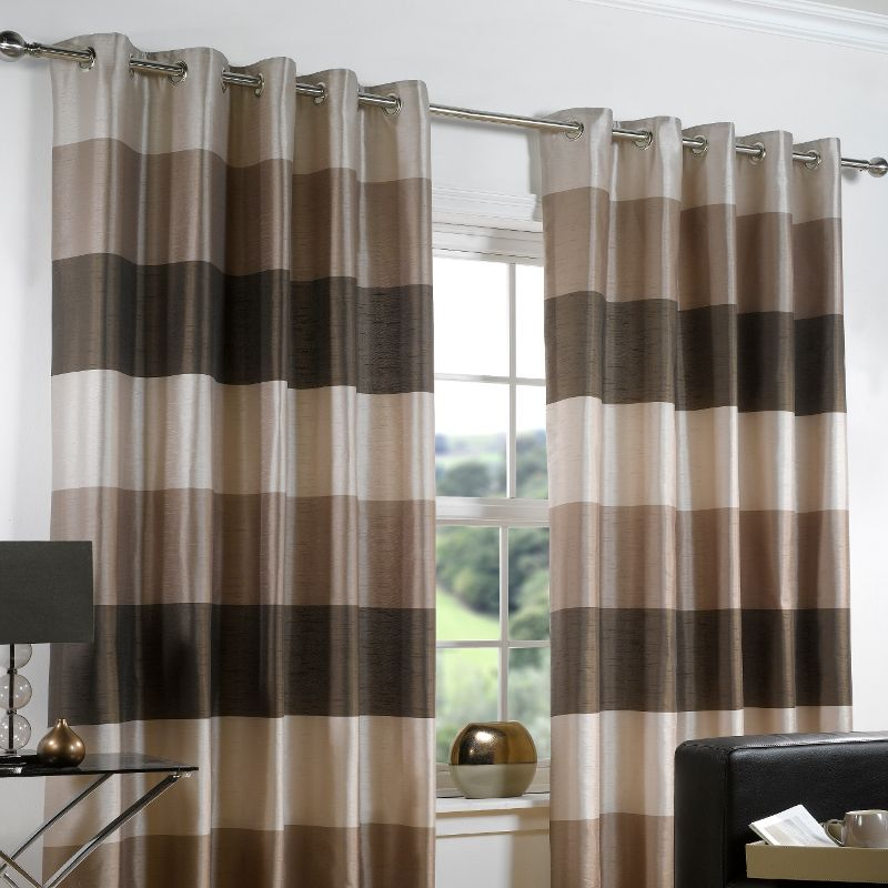 Cozy Modern Curtain Ideas For Living Room  Eyelet Curtains Ideas - Curtains for living room