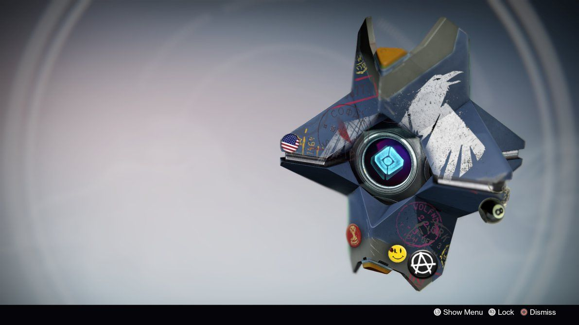 7f282f132aa Nostalgia Shell  Exotic Ghost Shell Concept by DestinyWarlock Love Destiny