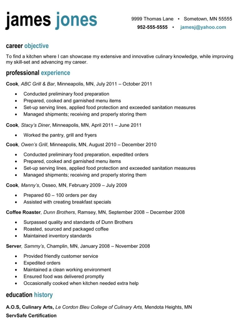 ProfessionalResume  Resume Cv Design