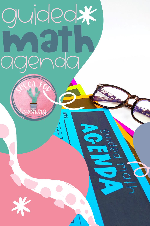 Guided Math Agenda