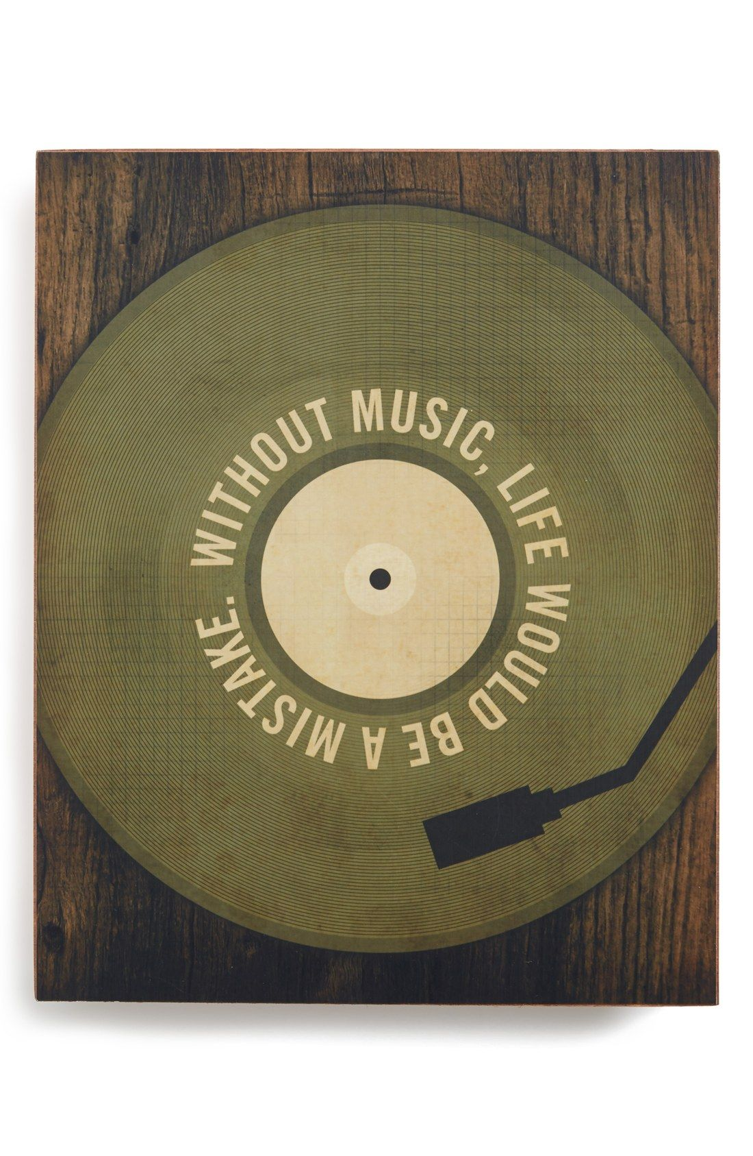 without music life would be a mistake records vinyl lp guitar recordsvinyllp vinyl. Black Bedroom Furniture Sets. Home Design Ideas