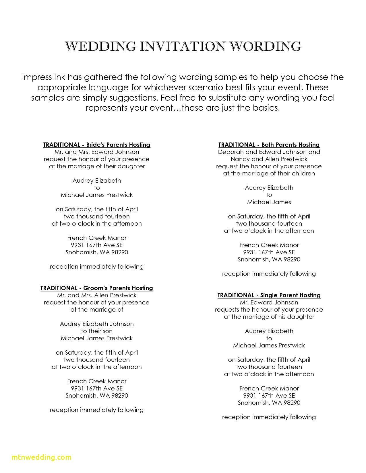Inspiring Wedding Invitation Reply Wording Samples