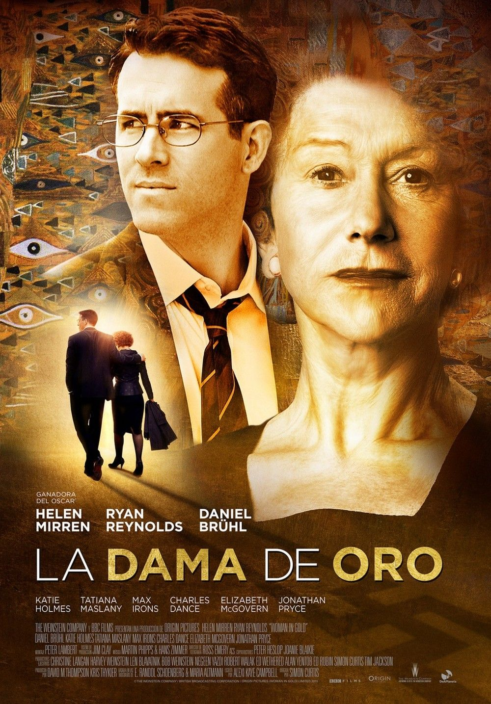 Woman In Gold Poster Filmes