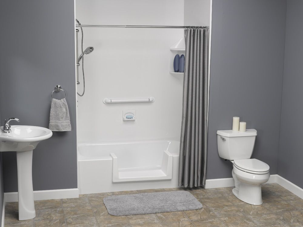Handicap access bathroom. | Handicap Bathroom Remodeling Projects ...