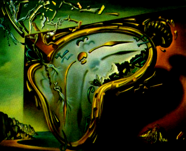 Melting Watch Salvador Dali 1954 In 2020 Salvador Dali Dali Salvador