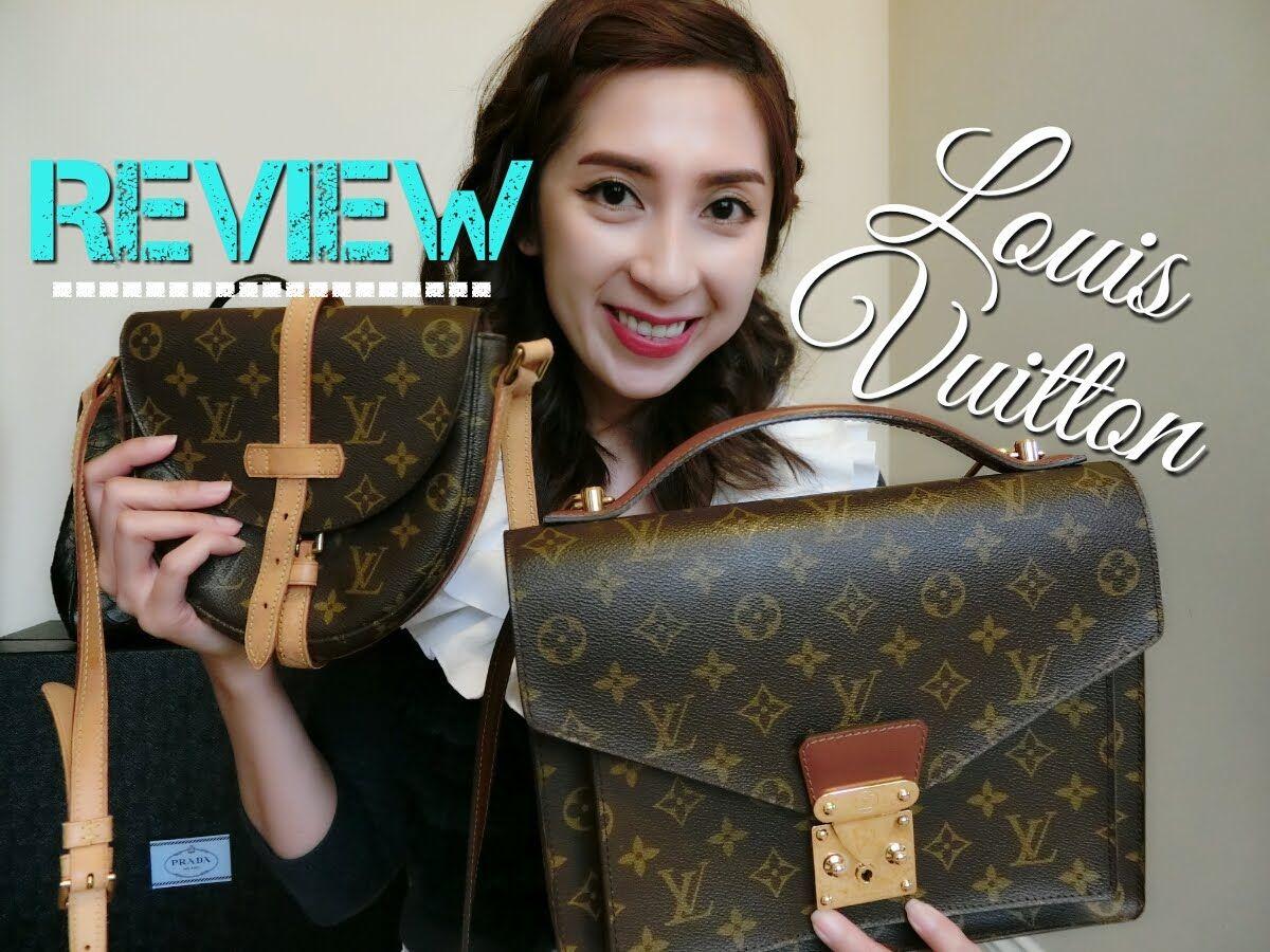 510d30c2e14 Louis Vuitton Review Wear And Tear