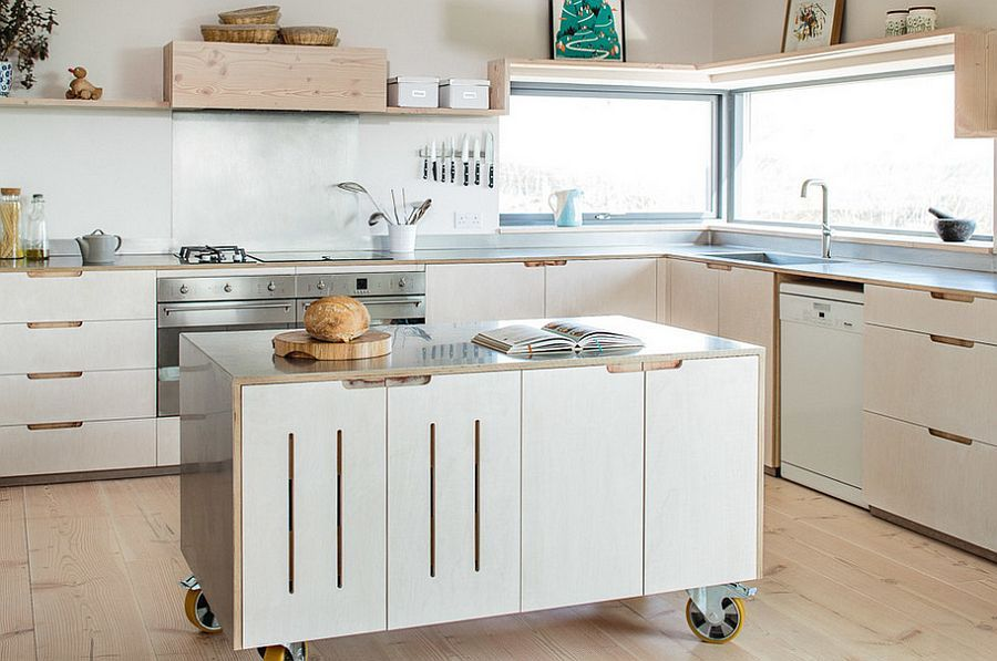 50 Modern Scandinavian Kitchen Design Ideas That Leave You