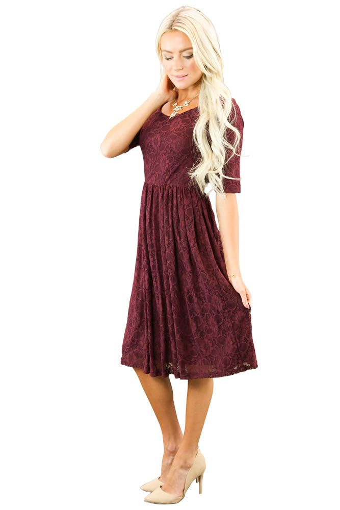 Lace dresses with sleeves cheap caribbean