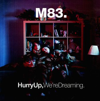 pasta Documento Grupo  M83 : Hurry Up, We're Dreaming (LP, Vinyl record album) | Movie poster  wall, Music album covers, Music album cover