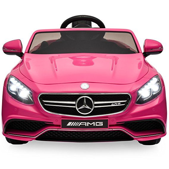 Best Choice Products 12V Ride On Mercedes S63 Coupe Car W
